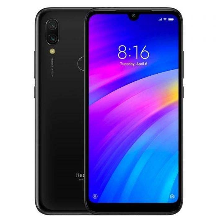 Xiaomi Redmi 7 64GB Dual Sim Czarny do 6,5-cali