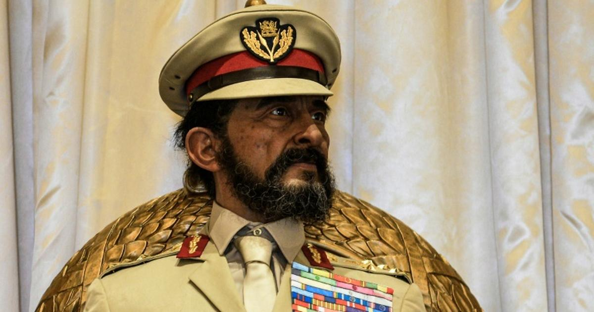 London police probe destruction of Haile Selassie statue [ARTICLE]