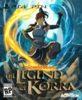 Okładka: The Legend of Korra