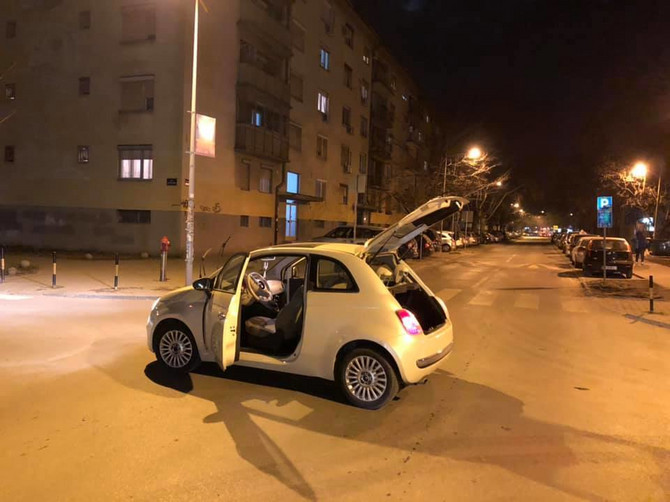 Automobil u Novom Sadu