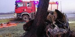 Tragiczny wypadek pod Braniewem. Wiele ofiar