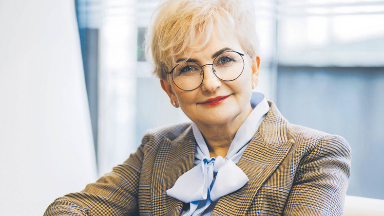 Iwona Michałek, wiceminister rozwoju, pracy i technologii