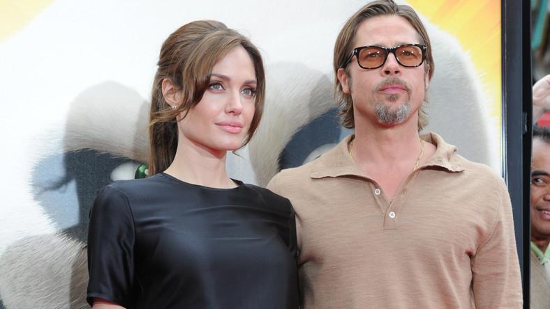 Jolie i Pitt