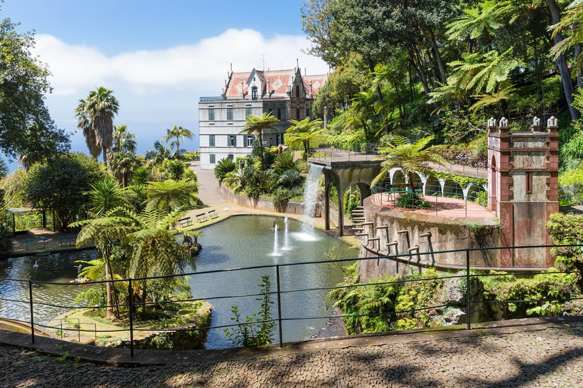 Wyspa Madera, Portugalia - tam przebywa Jacek Braciak i Maja Hirsch