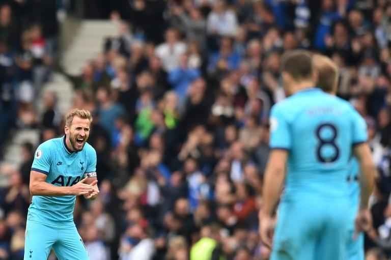 Harry Kane (left) will captain Tottenham in the absence of Hugo Lloris against Watford