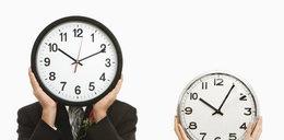 Idzie zmiana czasu Uwaga, przygotuj się na nerwowe dni