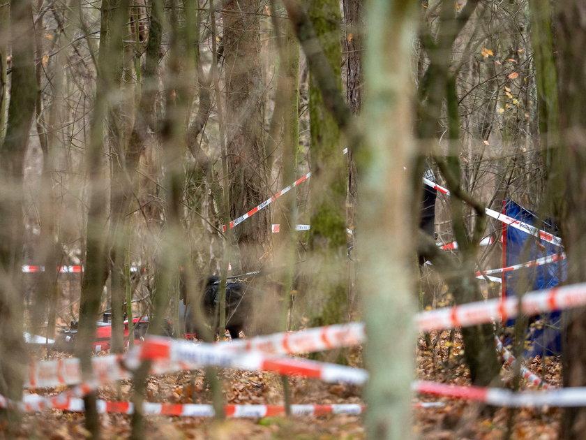 Zabójstwo w Łodzi. Zwłoki kobiety w parku
