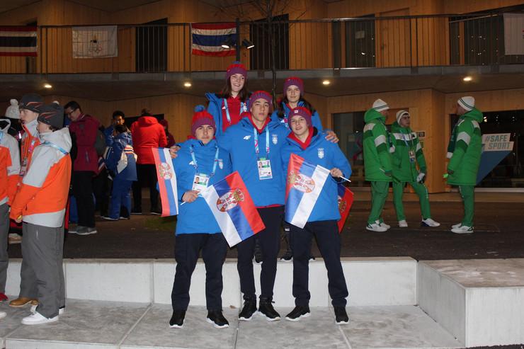 Otvaranje Zimskih olimpijskih igara za mlade