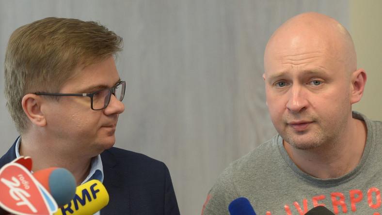 Latkowski: Nie wszystko ujawiliśmy, będą dalsze nagrania
