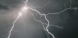 Uwaga na pogodę! Nadciągają burze z gradem