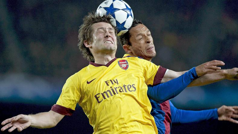 UEFA może ukarać Arsenal