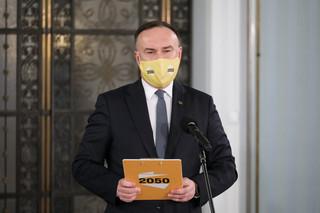Kobosko (Polska 2050): Nie patrzymy na PO jako naszego głównego rywala