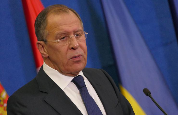 Sergej Lavrov Ivica Dačić