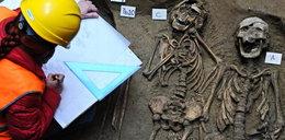 60 szkieletów pod muzeum