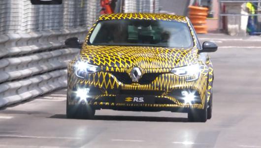 Zobacz transmisję na żywo z prezentacji nowego Renault Megane RS
