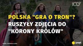"""Polska """"Gra o tron"""". Nowe informacje o """"Koronie Królów"""""""