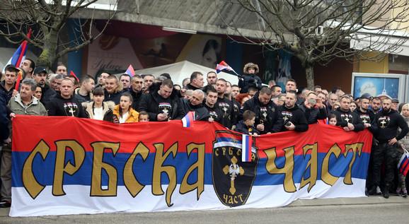 Srbska čast