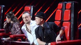 """""""The Voice of Poland 8"""", odcinek 15: Michał Szpak zaczął krzyczeć z wrażenia, a Tomson i Baron przeprosili jednego z uczestników [RELACJA]"""