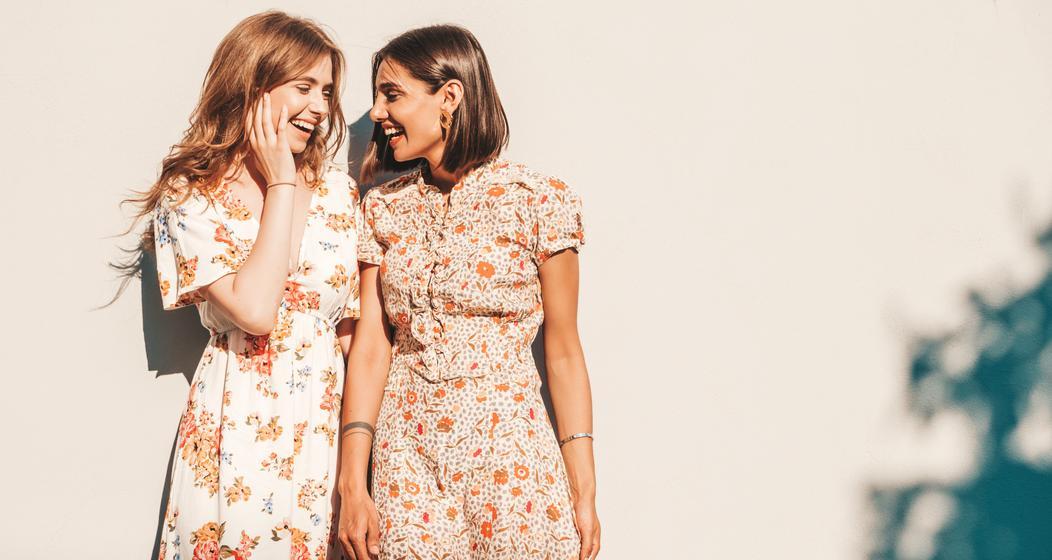 Sommerkleid / Freundinnen