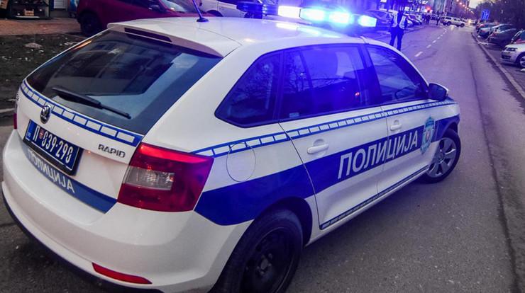 Policija udes uviđaj Srbija pokrivalica