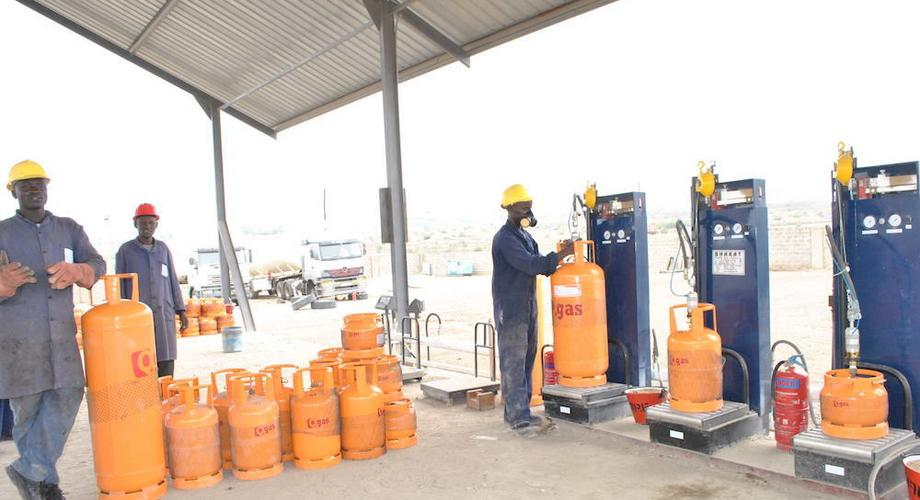 How to start a cooking gas business