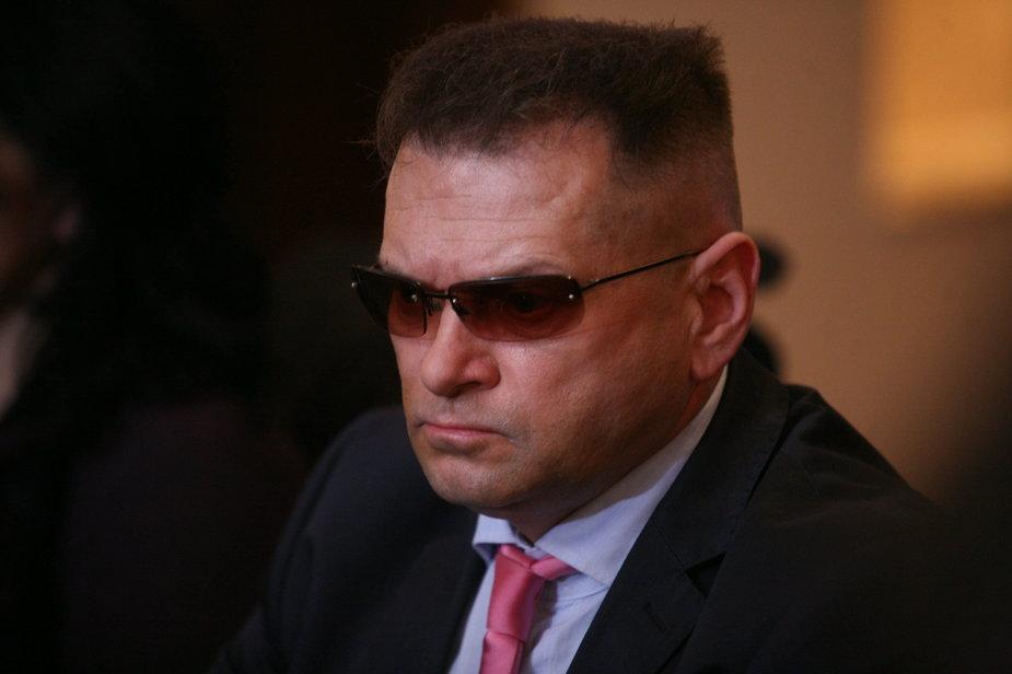 Krzysztof Rutkowski, fot. Bartłomiej Barczyk / Agencja Gazeta