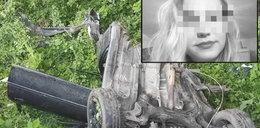 Makabryczny wypadek na Warmii. Pijany pirat drogowy zabił swoją dziewczynę