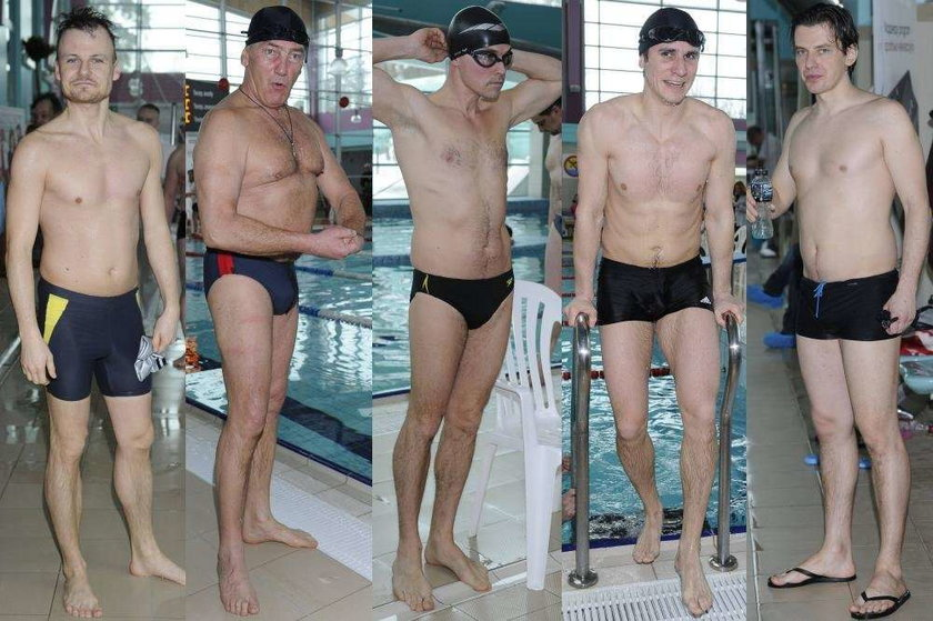 Mistrzostwa aktorów w pływaniu 2012