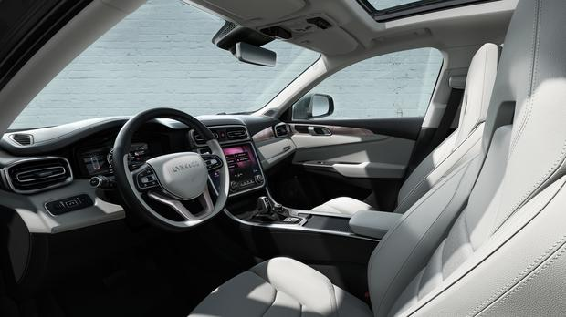 Wiele komponentów w LYNK & CO ma pochodzić z Volvo
