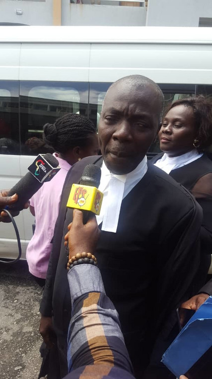 Olalekan Ojo started off by apologising to the Justice Oweibo for not showing up at the previous arraignment which he attributed to the heavy downpour [PULSE]