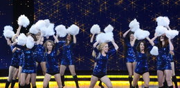 "Seksowne cheerleaderki w ""Tylko taniec"""