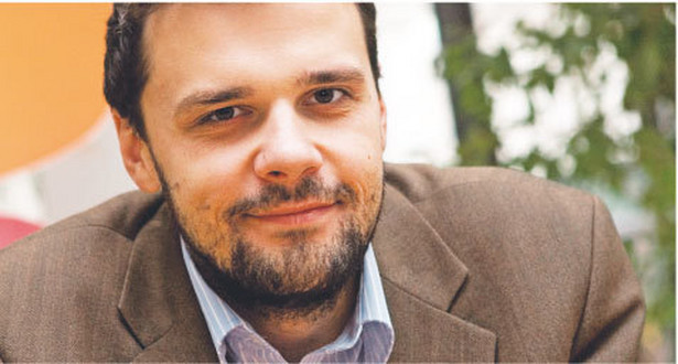 Wojciech Szajnar, dyrektor Zespołu Instrumentów Szkoleniowych w PARP Fot. Wojciech Górski
