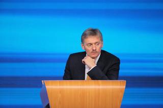 Rzecznik Putina zakażony koronawirusem