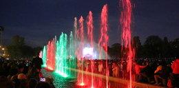 Ruszyły fontanny na Podzamczu