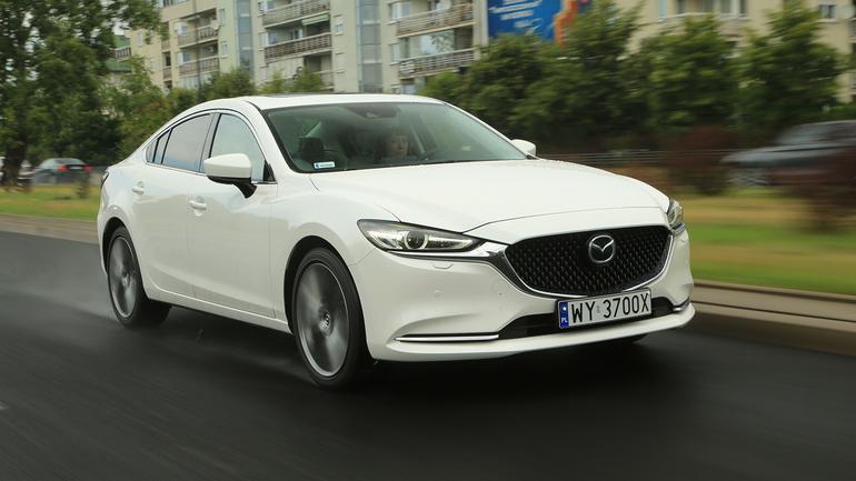 Mazda 6 2.0 SkyActiv-G - lepsza jakość, wyższy komfort