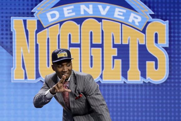 A sve bi moglo da bude drugačije... Prvi izbor Denvera na NBA draftu 2017.