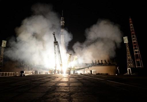 Wyciek na Międzynarodowej Stacji Kosmicznej
