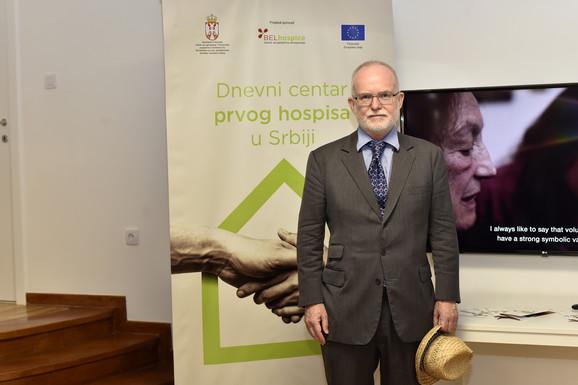 Ambasador Denis Kif
