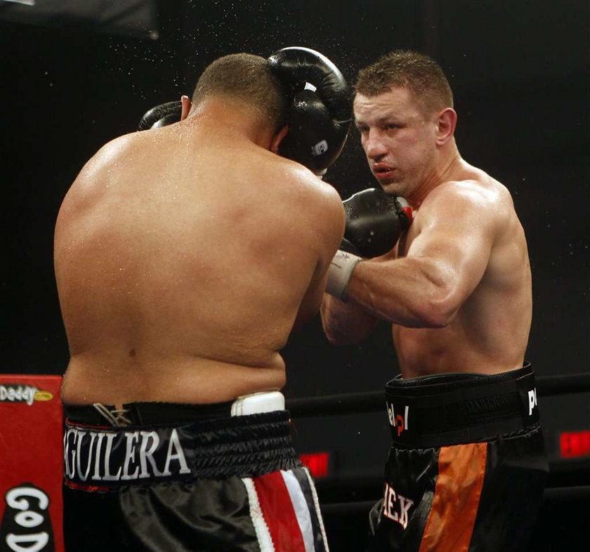 Walka Tomasz Adamek vs. Nagy Aguilera