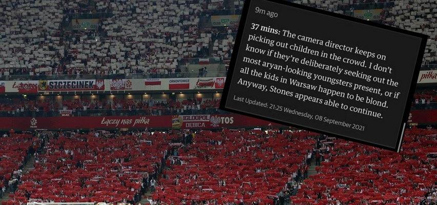 Skandaliczny wpis w brytyjskiej gazecie o polskich dzieciach na meczu. Już go zdjęto z sieci