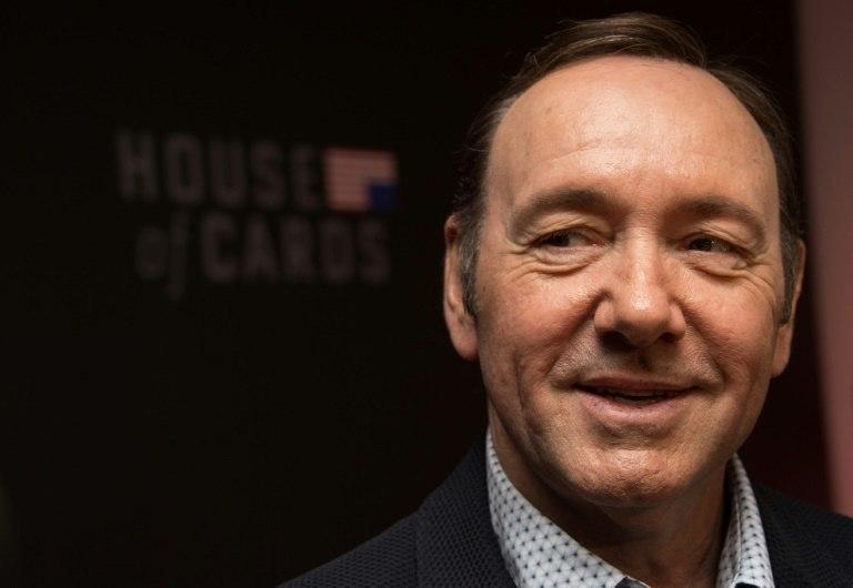 Kevin Spacey has become embroiled in Hollywood's widening sexual misconduct scandal
