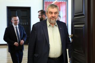 Minister Ardanowski pracuje zdalnie z domowej kwarantanny