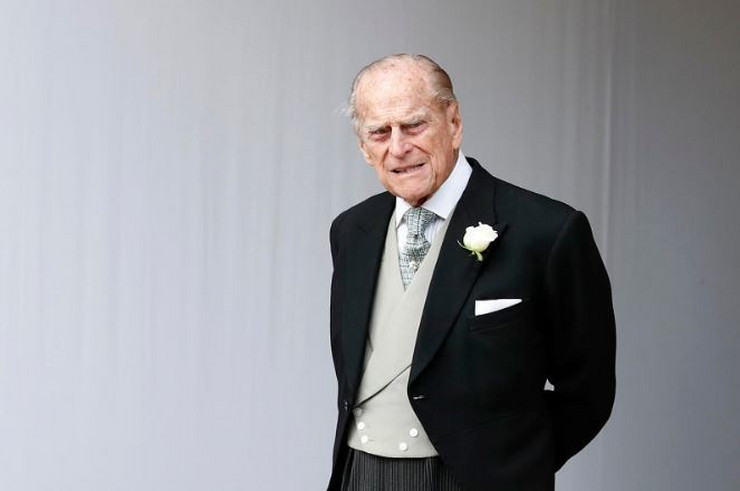 Princ Filip AP
