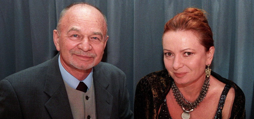 Ryszarda Kotysa i jego żonę Kamilę Sammler dzieliło 26 lat. Ich związek wywołał lawinę plotek