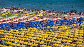 Rekordowy napływ turystów do nadmorskich miejscowości