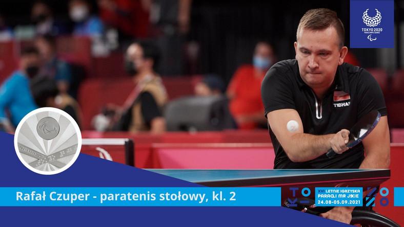Rafał Czuper (fot. Polski Komitet Paraolimpijski)