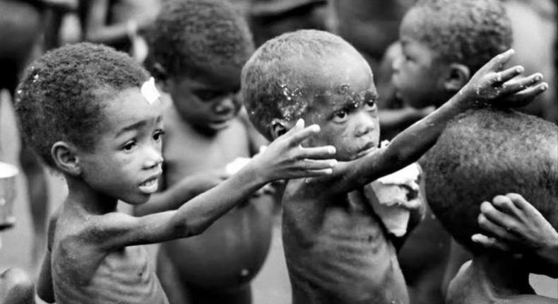 Nigeria has 17m undernourished children, second-highest in the world. [pmnewsnigeria]