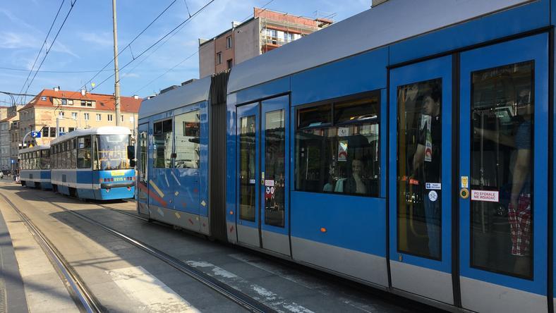 W ciągu najbliższych dwóch lat do Wrocławia ma trafić 55 nowych tramwajów