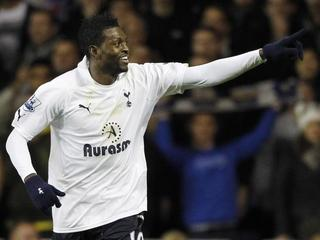 adebayor 2012