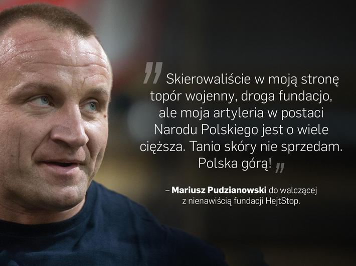 Waszczykowski Niemcy Pudzianowski Hejtstop Cytaty Tygodnia